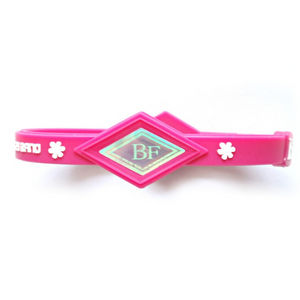 Pink BioForce Wellness Bracelet | Accessories