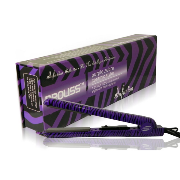 "Purple Zebra 1.25"" Infusion 