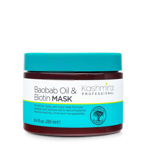 Hair Mask w/Baobab Oil & Biotin 250ml  | Hair Care