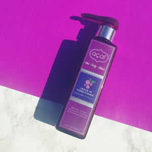 Moisture Vitality Leave in Conditioner | Hair Care