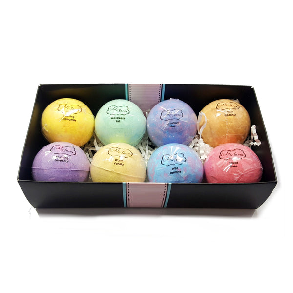 8pc Bath Bombs | Wellness