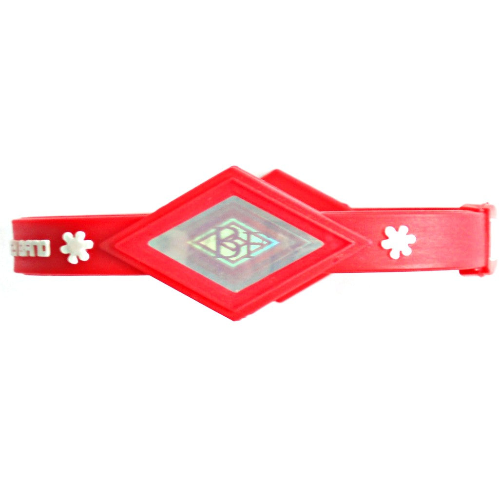 Red BioForce Wellness Bracelet | Accessories