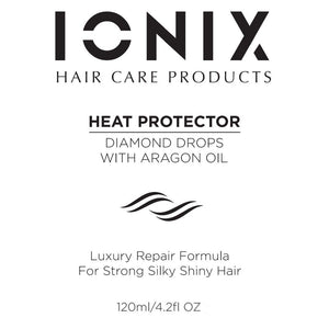 Heat Protector w/Argan Oil 120ml | Hair Care