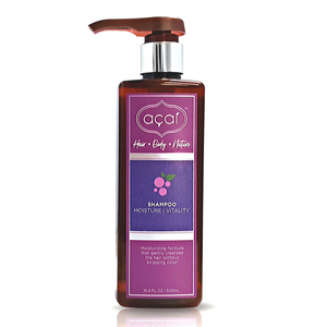 Shampoo w/Moisture Vitality 500ml | Hair Care