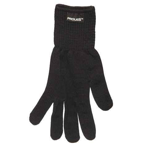 Black Heat Protective Glove | Accessory