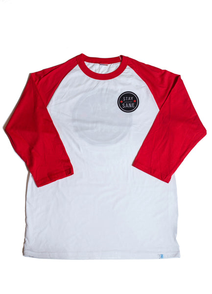 Easy Is Easy Baseball Tee