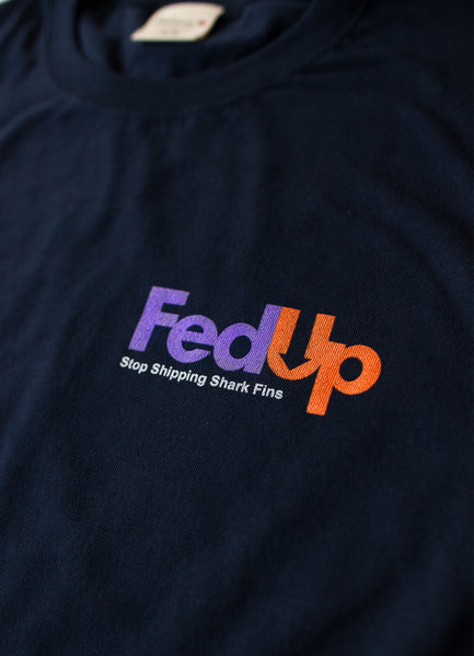 FedUp - Stop Shipping Sharks