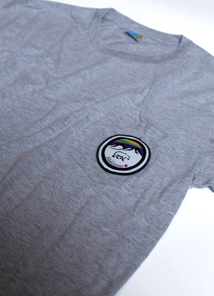 Polarbear Pocket Patch Tee