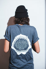 Stop Shark Finning Shirt- Jaws