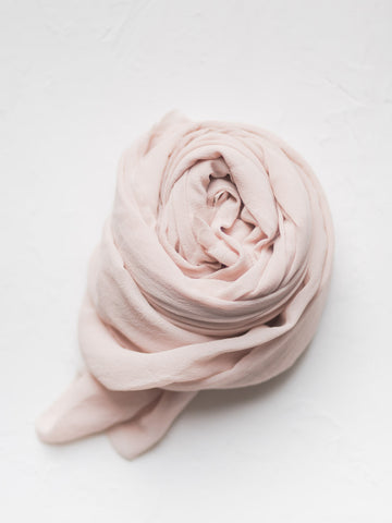 Rose Dust Silk Table Runner Canada