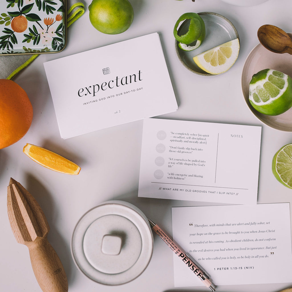 Expectant Scripture Cards - Val Marie Paper