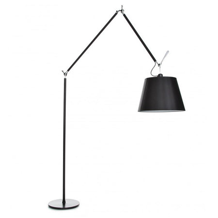 Tolomeo Mega Lampara Piso Negro Medium