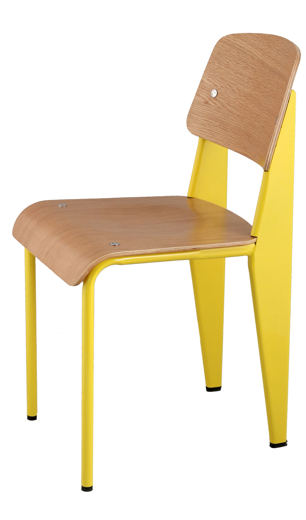 Jean Prouvé Standard Chair Replica Amarillo