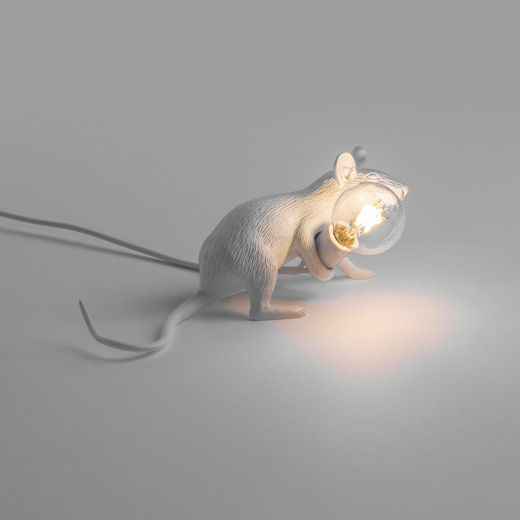 Replica Mouse Lamp Lyie Down