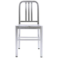 US Navy Emeco Chair Silver