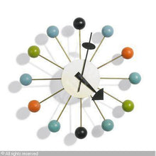 Ball wall clock, model 4755M