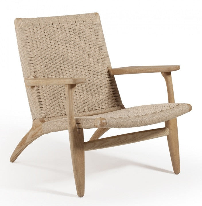 Plank Armchair Natural
