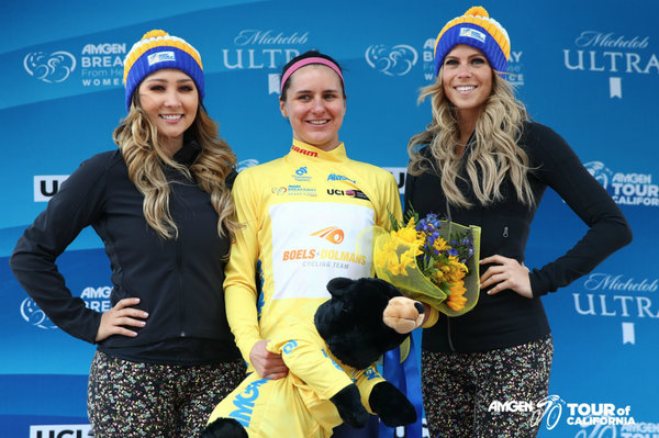 No Live TV Coverage for the Women's Amgen Tour of California?