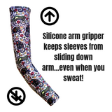 Arm Sleeves -Day Of The Dead Cats