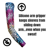 Arm Sleeves - Leopard
