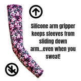 Arm Sleeves - Stargazer Lily
