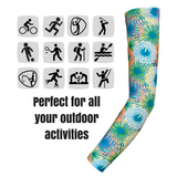 Arm Sleeves - Fireworks