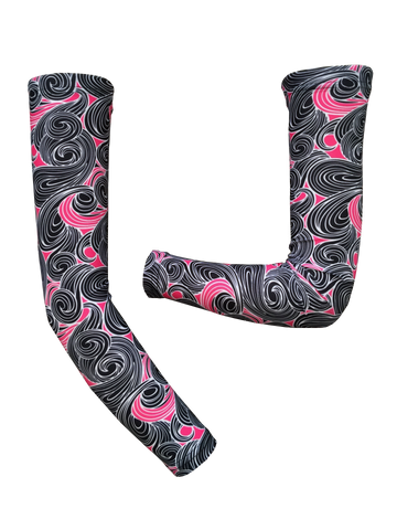 Arm Sleeves - PB Swirls