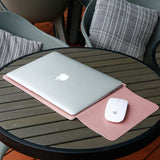 Leather Protective Sleeve for MacBook Air Pro Laptop Bag