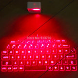 Wireless Bluetooth Virtual Laser Projection Keyboard and Mouse,  wireless keyboard for Tablet Laptop Smart Phone PC