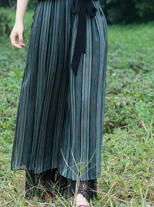 Dusk To Dawn Wide Leg Pants