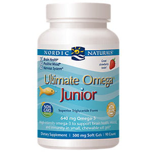 Омега-3 для детей Ultimate Omega Junior