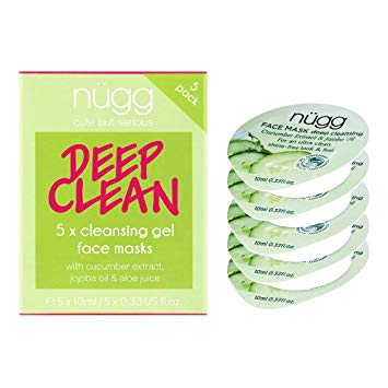 Deep Cleansing Clear Skin Face Mask