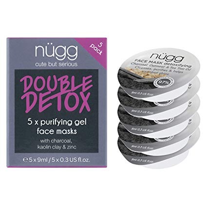 Double Detox Charcoal Face Mask