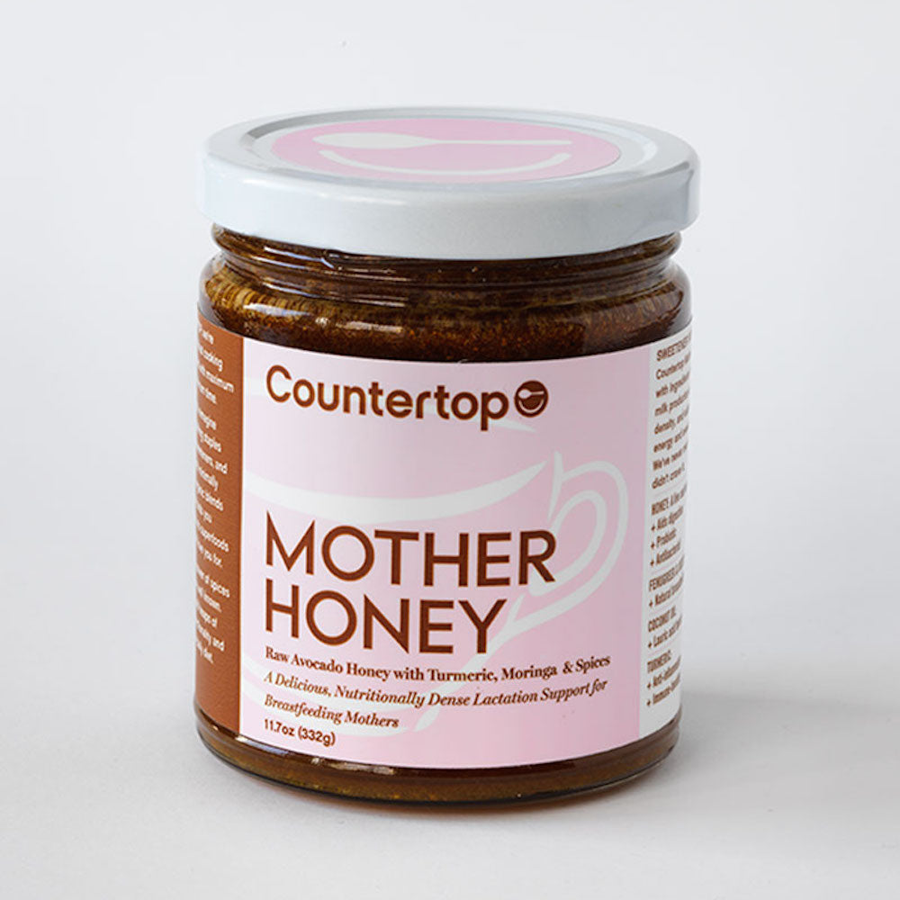 Мед со специями для новых мам Mother Honey