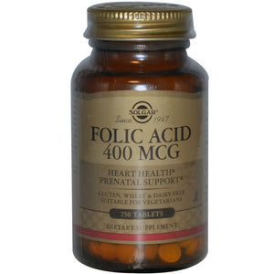 Фолиевая кислота Folic Acid (400 мг.)