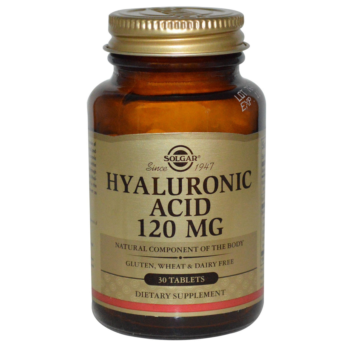 Гиалуроновая кислота 120 мг Hyaluronic Acid 120 mg