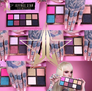 Палетка теней для глаз Beauty Killer Eyeshadow Palette