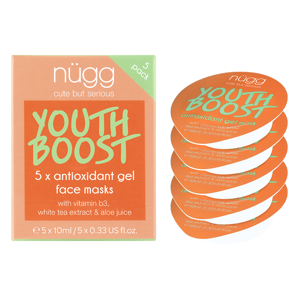 Youth Boost Anti Aging Face Mask