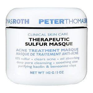 Маска с серой против угревой сыпи Therapeutic Sulfur Masque