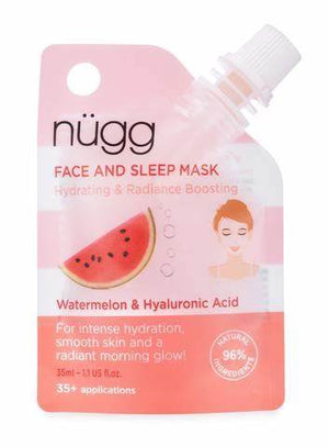 Watermelon Sleep and Face Mask