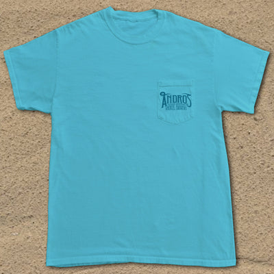 Andros Outdoor Adventures - Pocket Tee