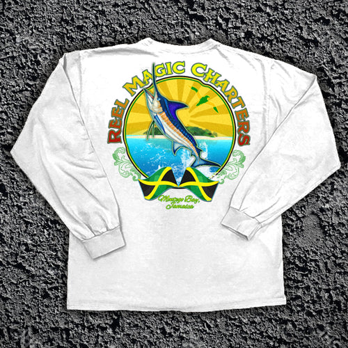 Reel Magic Charters - Long Sleeve