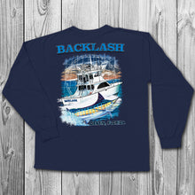 Backlash Fishing Charters - Long Sleeves