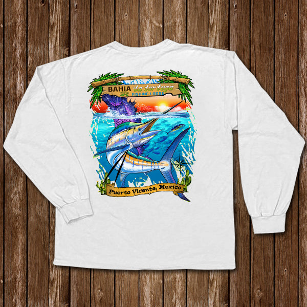Bahia La Tortuga Lodge - Long Sleeve