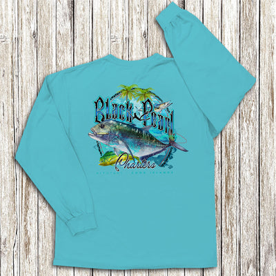 Black Pearl Cook Islands - Long Sleeves