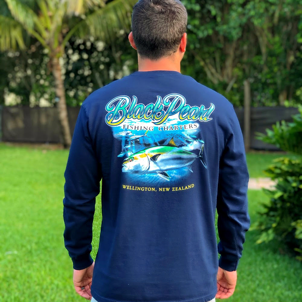Black Pearl Charters - Long Sleeves