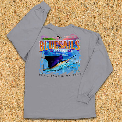 Bluesails Sportfishing - Long Sleeves