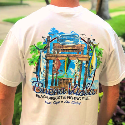 Hotel Buena Vista - Pocket Tee