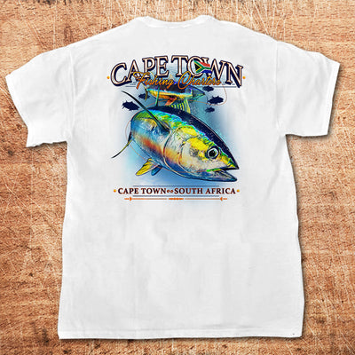 Cape Town Charters - Pocket Tee