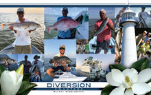 Diversion Charters - Long Sleeves